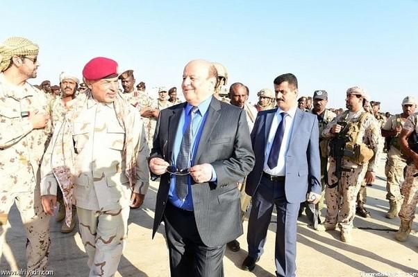 Президент Йемена наградил орденами за мужество четверых командующих армии Йемена