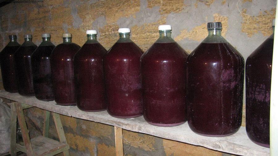 Как поставить самое простое вино