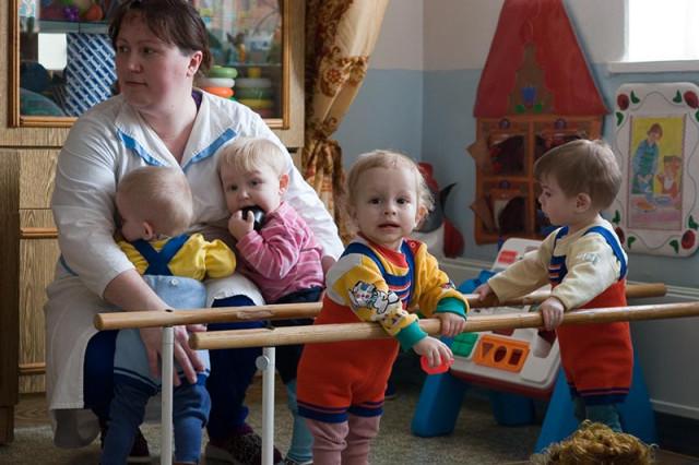 детские дома в россии и за рубежом