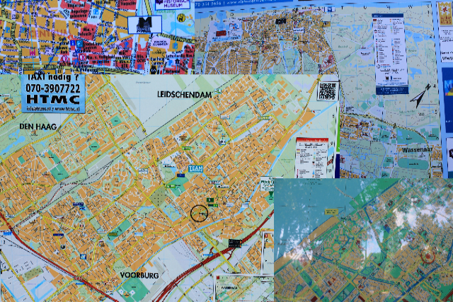 Велопоход по Голландии 2012