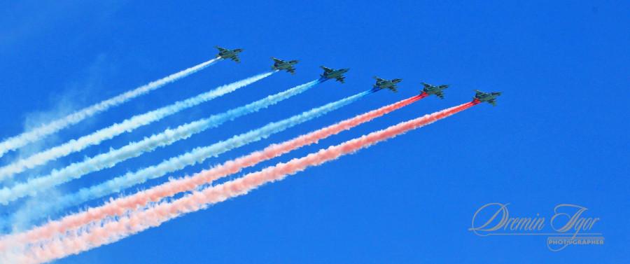 9 мая 2014 в Севастополе самолеты покажут шоу