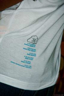 15 // t-shirt: back