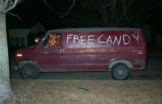 Pedobear's van