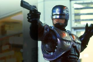 Aronofsky off Robocop ?