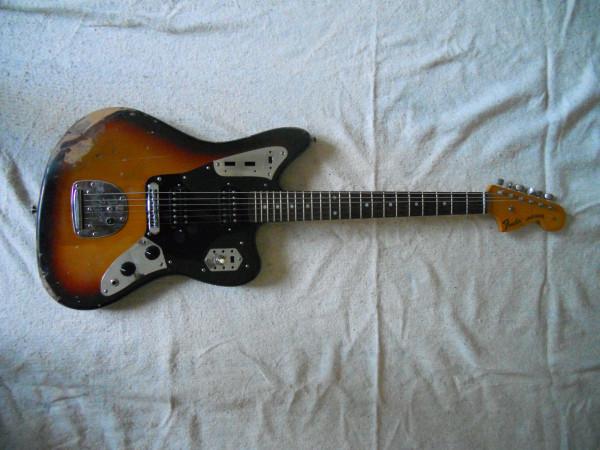 fender jaguar japan 1998 relic modified ru guitar livejournal. Black Bedroom Furniture Sets. Home Design Ideas