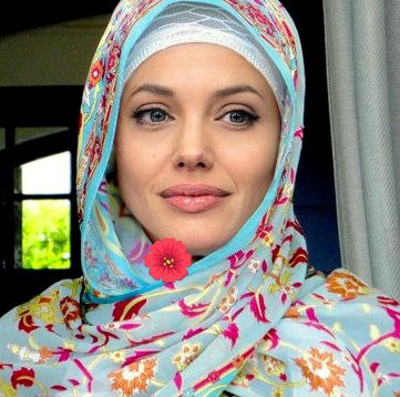 Фото мусульманские девушки в хиджабе
