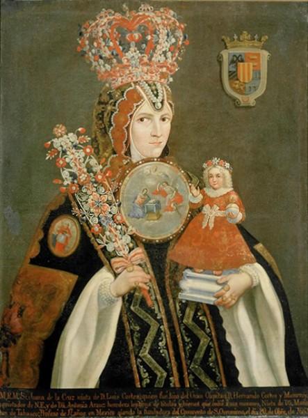 Sor_Juana_de_la_Cruz,_great-granddaughter_of_Hernán_Cortés