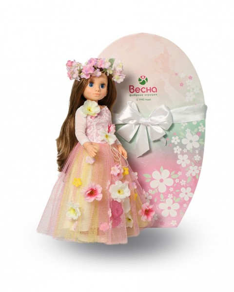 Кукла с упаковкой
