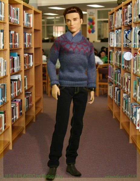 Twilight Edward Cullen Doll