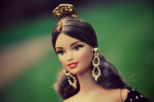 Marta Ribeiro Barbie Spain