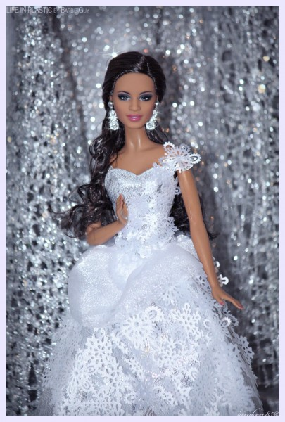 2013 Holiday Barbie™ Doll - African American