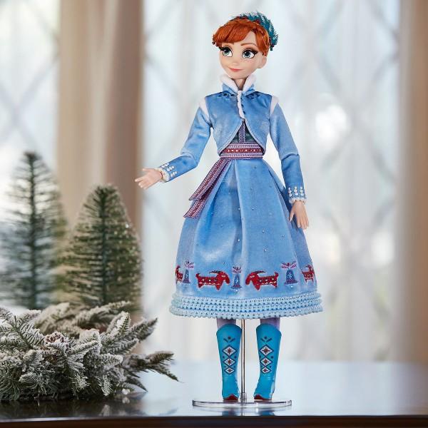 kukla-disney-anna-doll---olafs-frozen-adventure---limited-edition-disney-anna-iz-priklyucheniy-olafa-limitirovannaya-seriya-2