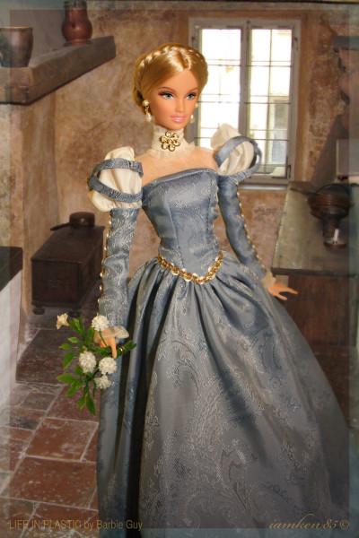 Renaissance Faire Barbie
