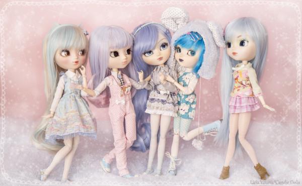 Candie Dolls
