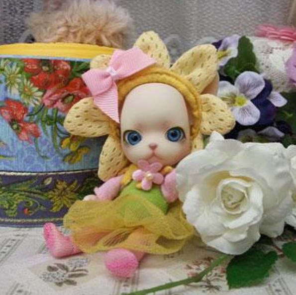 цветочный панг