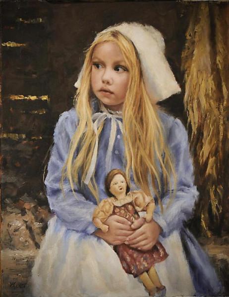 Katherine Tucker Little pilgrim