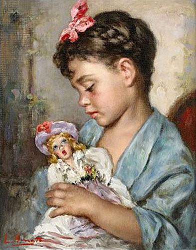 Luigi Amato girl-with-doll