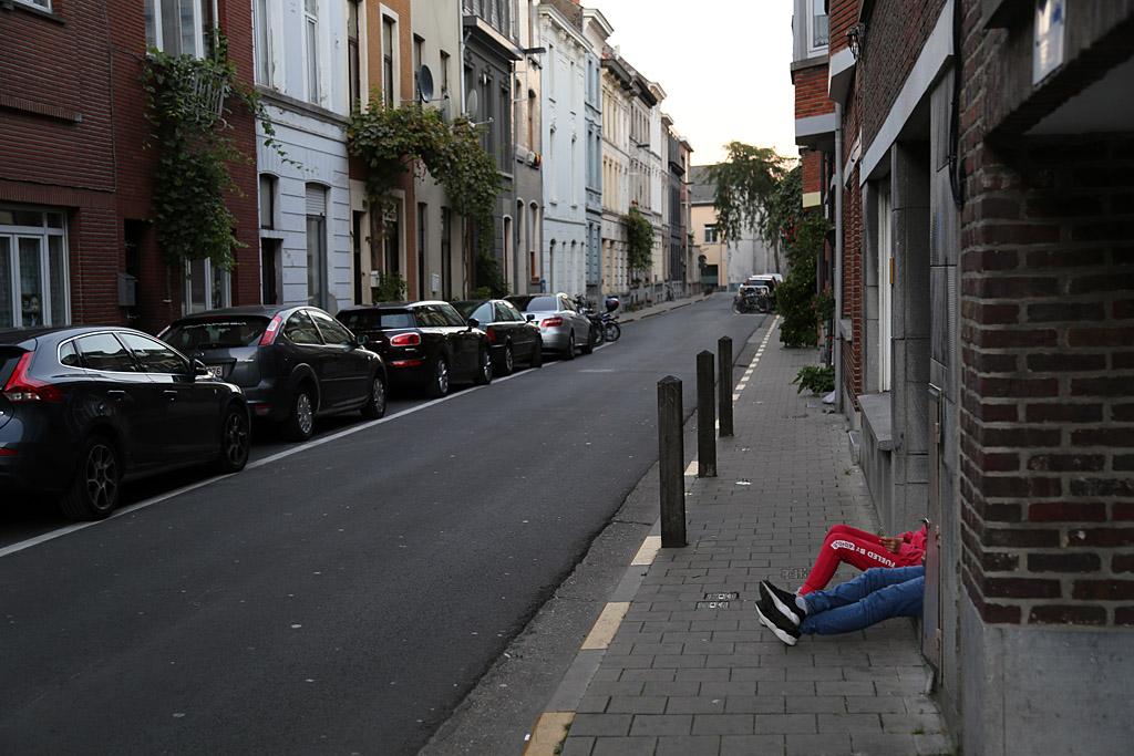 Голландия и Бельгия. Люди.
