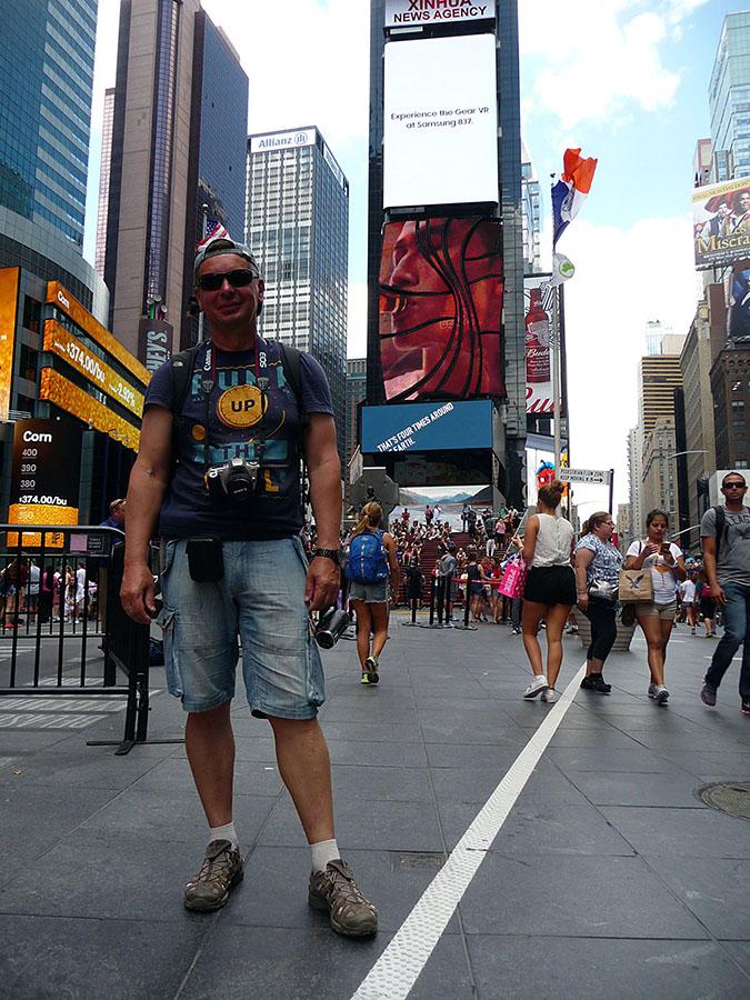 Один день (по совместительству ДР) на Манхэттене