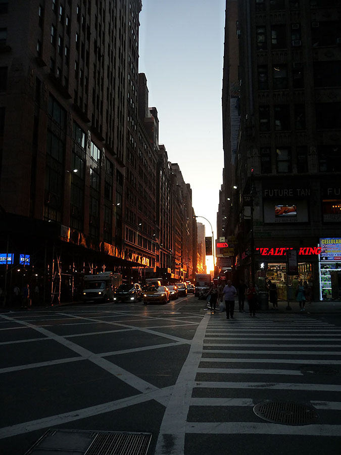 Один день (по совместительству ДР) на Манхэттене 56-80