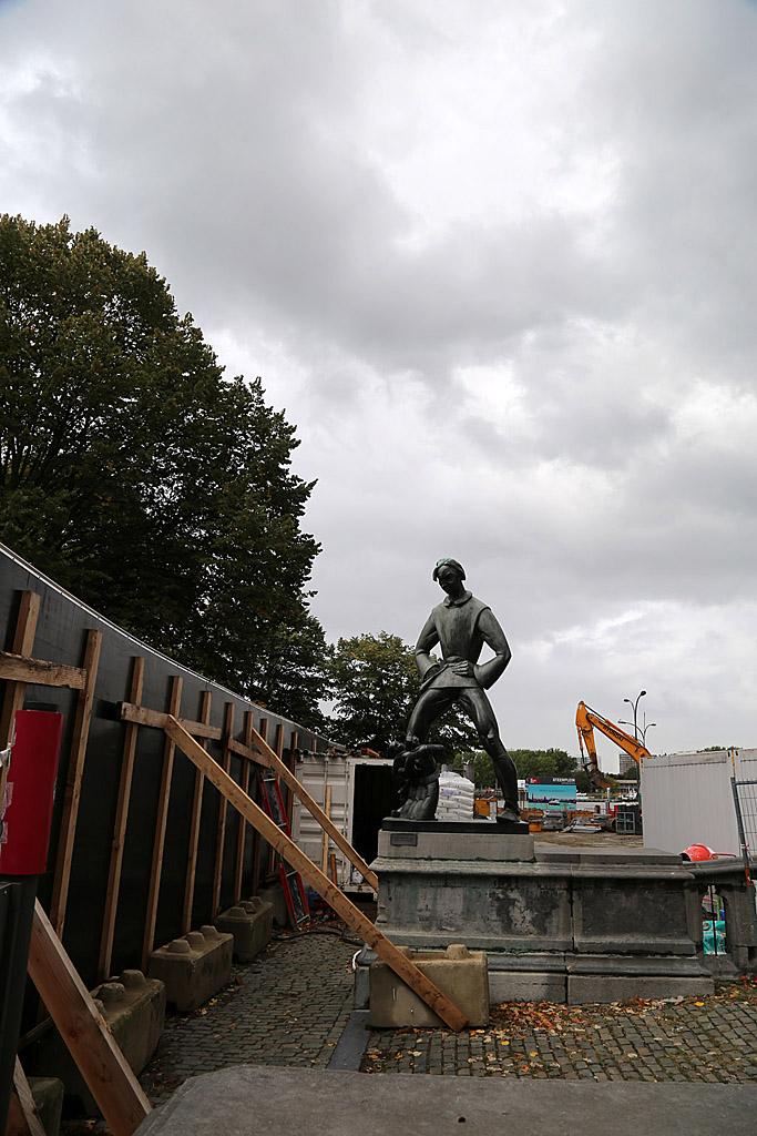 Как я ездил в Антверпен на шпиль смотреть