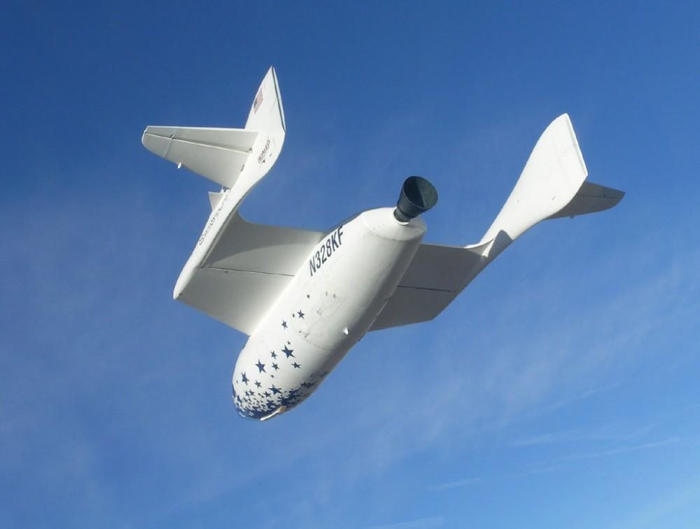 Spaceship_One_in_flight_1