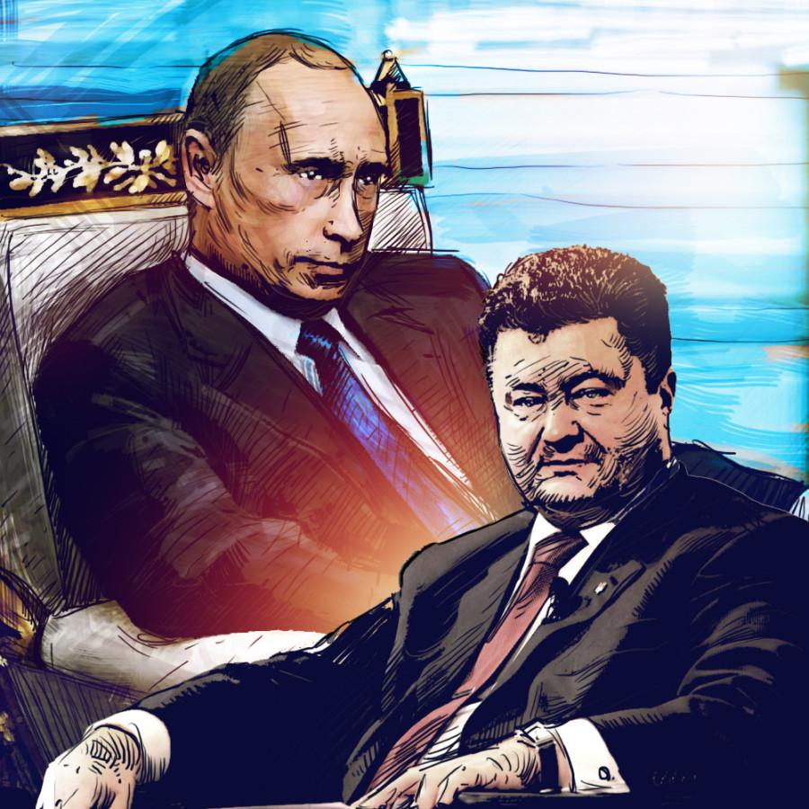 президент России открыт к диалогу с Украиной и ЕС