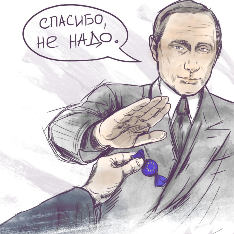 Владимир Путин распорядился ограничить импорт продукции из стран которые ввели санкции против РФ