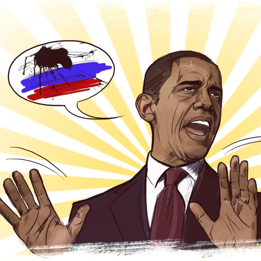 Барак Обама обозначил сегодняшнее отношение США к России
