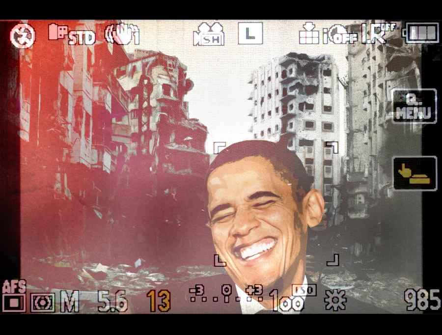 Поддержка боевиков опозиции Сирии со стороны США