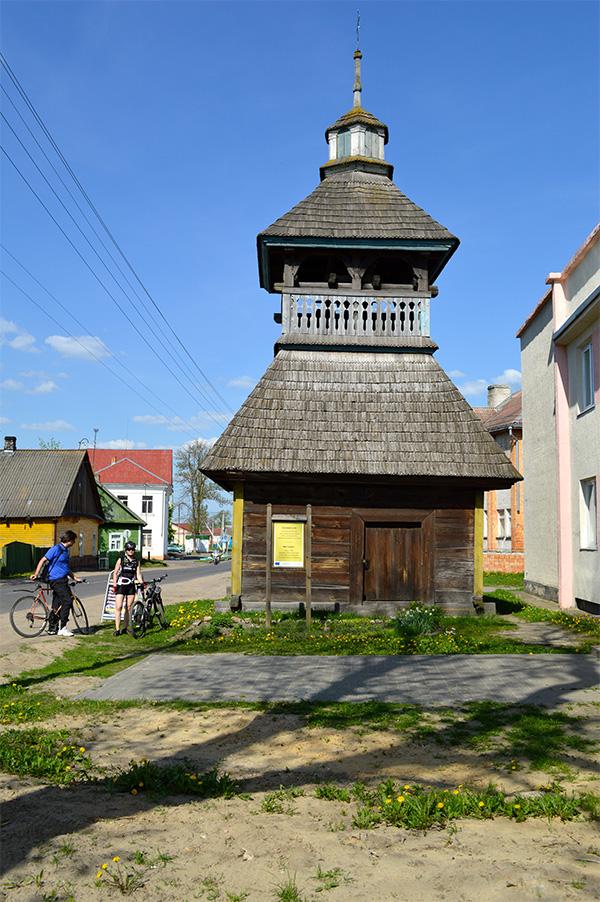 Колокольня Шерешево