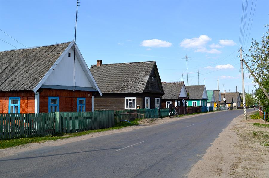 Дома в Шерешево