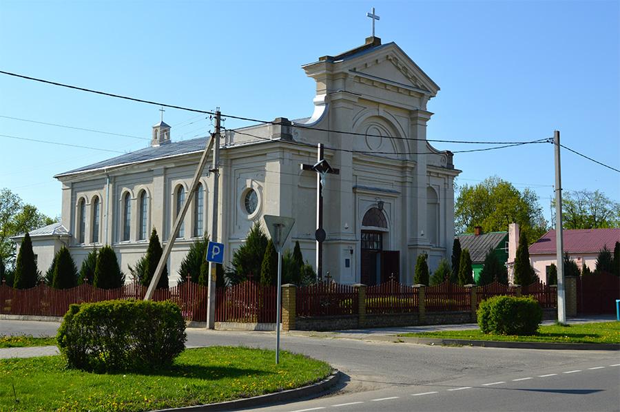 Костел в Пружанах