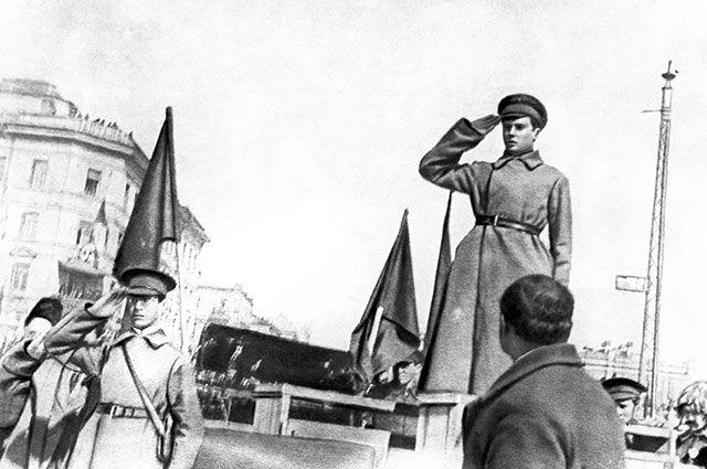 Сергей Лазо, 1920 г. © / РИА Новости