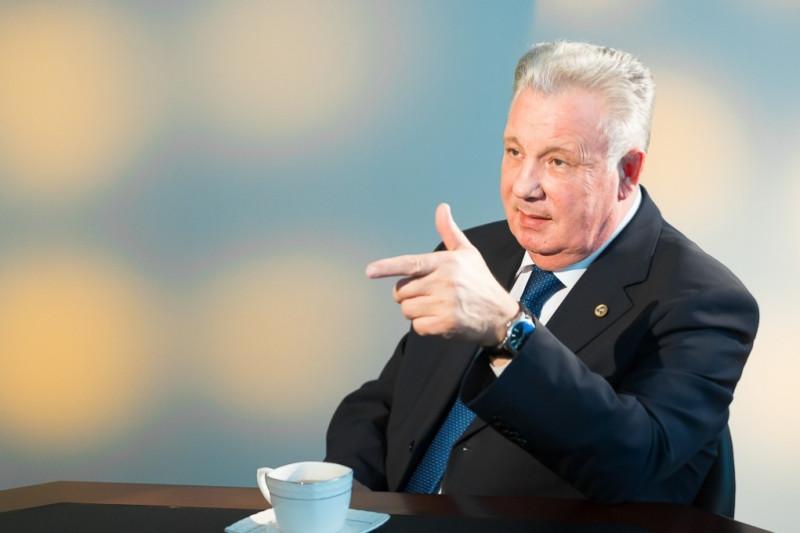 Виктор Ишаев. Фото: ИА AmurMedia