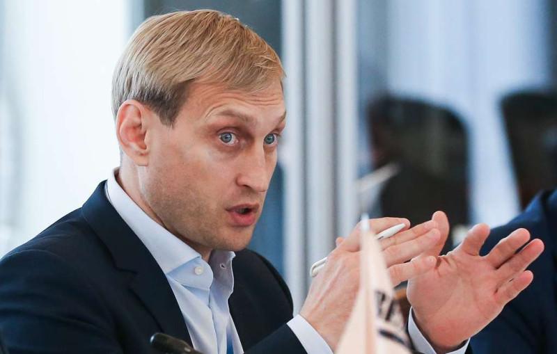 Глава администрации города Евпатории Андрей Филонов     © Антон Новодережкин/ТАСС