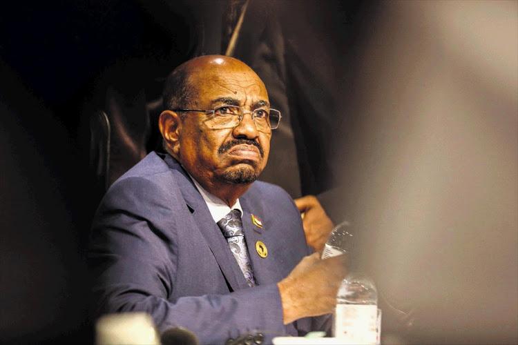 Омар аль-Башир, президент Судана