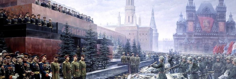 День Победы, Великая Отечественная война и Россия