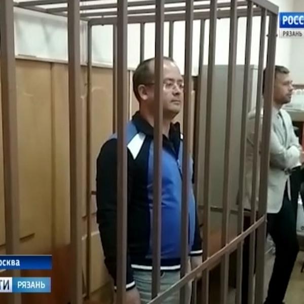 Бывший мэр Рязани Сергей Карабасов