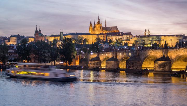 Прага. Чехия,