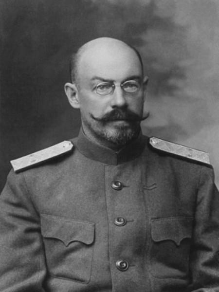 Бонч-Бруевич М. Д.