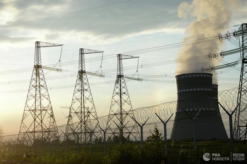 Калининская АЭС . Архивное фото    © РИА Новости / Константин Чалабов