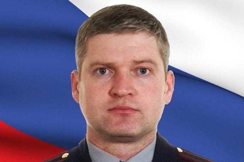Первый заместитель начальника УФСИН России по Самарской области Денис Шматов
