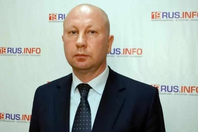 Вице-губернатор Хакасии Константин Харисов