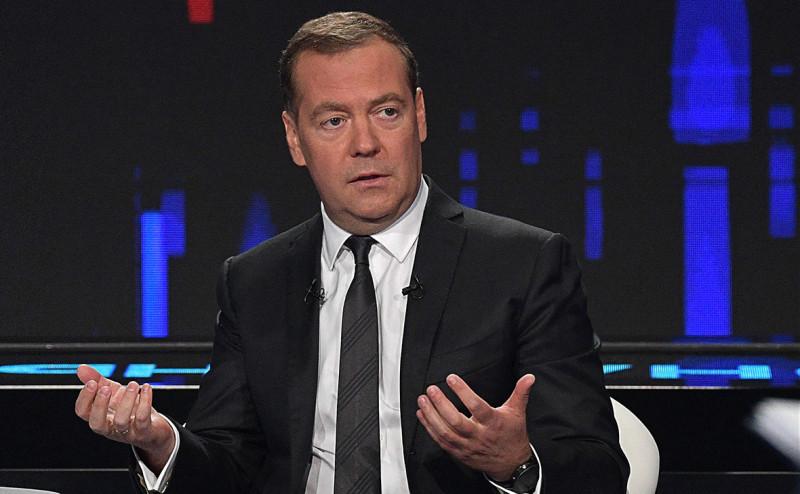 Дмитрий Медведев (Фото: Дмитрий Астахов / ТАСС)
