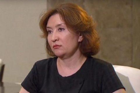 """""""Золотая"""" судья Хахалева"""