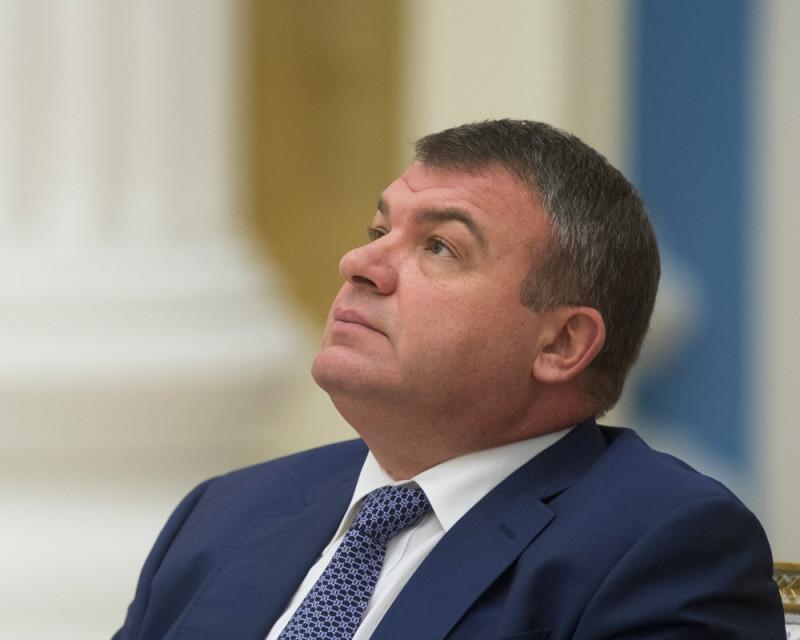 Анатолий Сердюков... для тех, кто еще не знает...