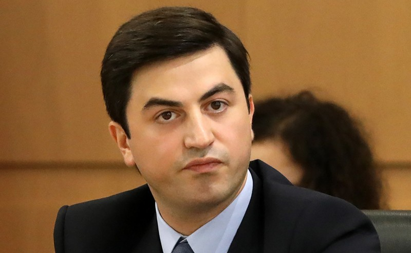 Владимир Александров (Фото: Михаил Почуев / ТАСС)