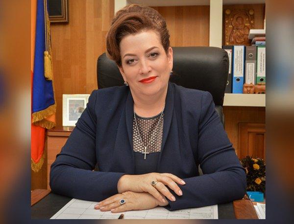Глава министерства здравоохранения Ростовской области Татьяна Быковская