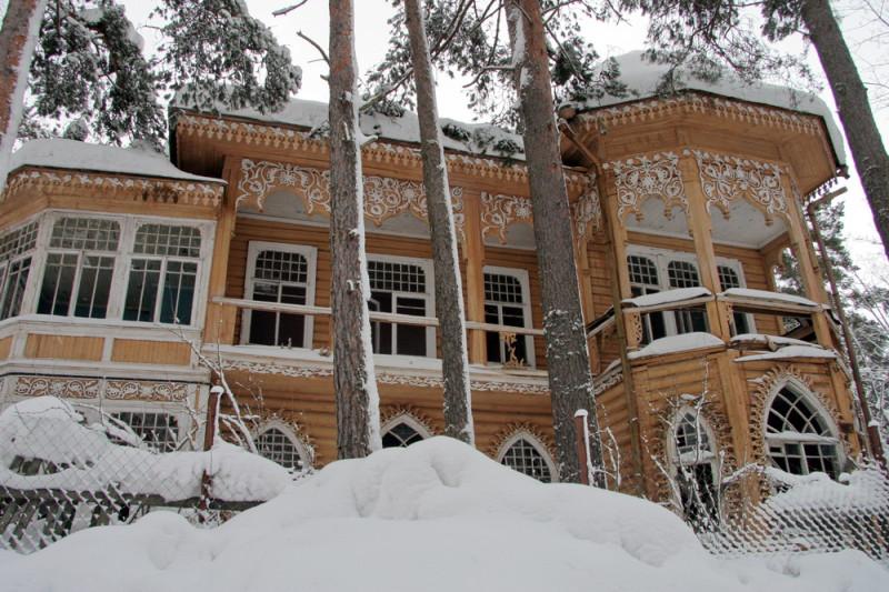 Особняк в Комарово стоимостью 420 млн. Фото: Еlite Club Realty